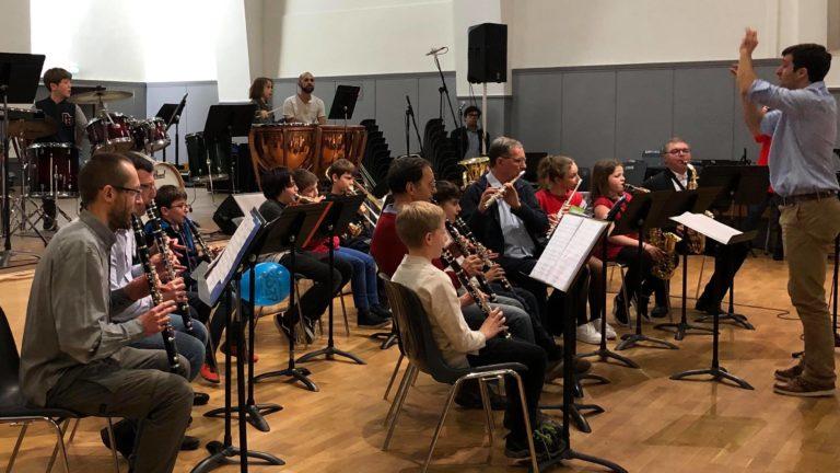 Concert Théléton 2019 - Orchestre des élèves
